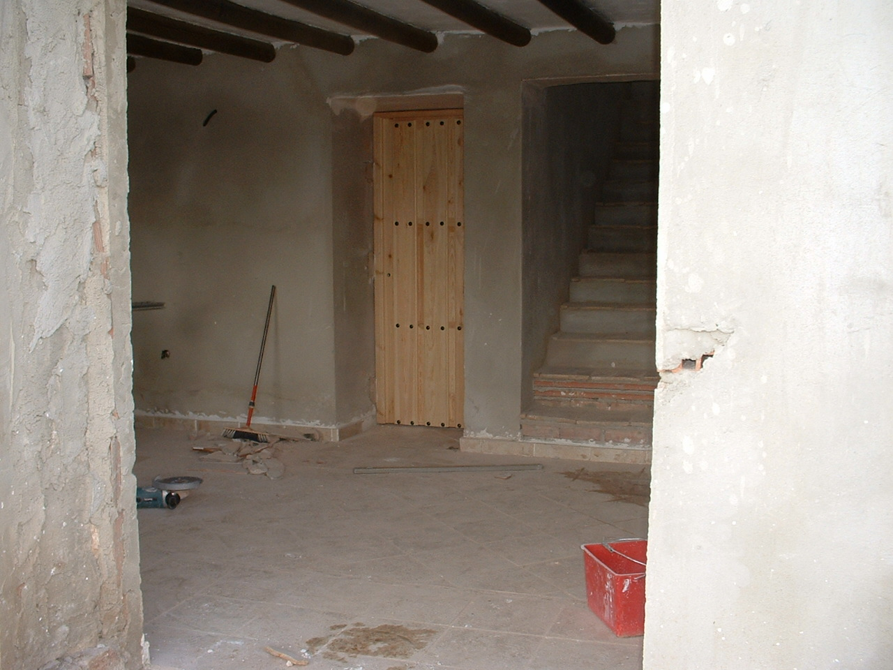 Doors and Windows added